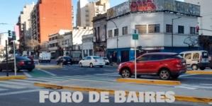 La bicisenda de la Avenida Córdoba ya está en marcha