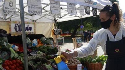 """Las Ferias de la Ciudad ofrecen productos de """"Sabe la Tierra"""""""