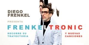 "Diego Frenkel presenta su show streaming ""Frenkeltronic"" en Niceto Club"