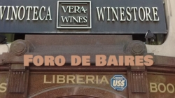 """La vinoteca """"Vera Wines"""" y la librería """"El Túnel"""""""
