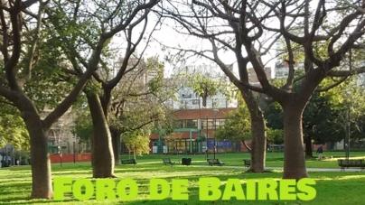 Cuarentena flexible en el Parque Las Heras