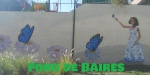 Primavera en los parques y plazas de Palermo