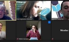 Encuentro de Medios Agrupados con la Multisectorial 21F y Gustavo Vera