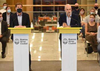 Foto Gentileza: Prensa Horacio Rodríguez Larreta