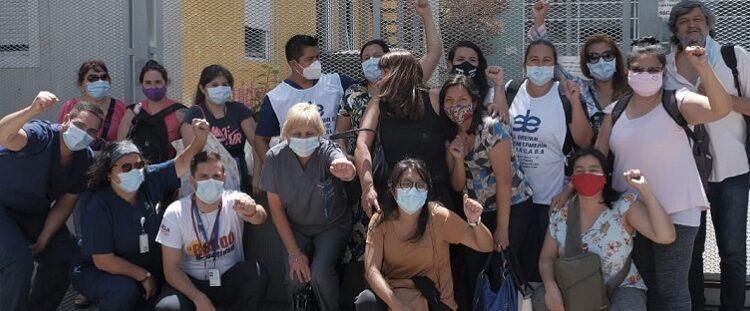 Foto Gentileza: Prensa MST-FIT Unidad