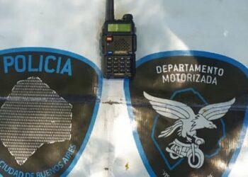 Foto Gentileza: Policía de la Ciudad