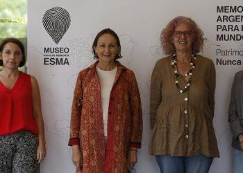 Foto: Equipo de Prensa Candidatura Patrimonio Mundial UNESCO. Museo Sitio de Memoria ESMA